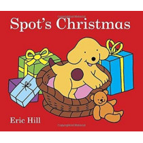 Spot's Christmas by Eric Hill, 9780399243202