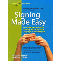 Signing Made Easy: Complete Programme for Learning Sign Language by Rod R. Butterworth, 9780399514906