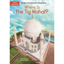 Where Is The Taj Mahal? by Dorothy Hoobler, 9780399542145
