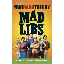 The Big Bang Theory Mad Libs by Laura Marchesani, 9780399542176