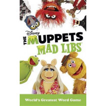 The Muppets Mad Libs by Kendra Levin, 9780399542749