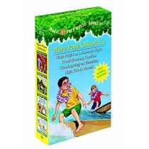 Magic Tree House Volumes 25-28 Boxed Set by Mary Pope Osborne, 9780399549564