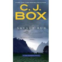 Savage Run by C J Box, 9780399575693