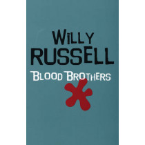 Blood Brothers by Willy Russell, 9780413767707