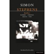 "Stephens Plays: v. 1: ""Bluebird"", ""Christmas"", ""Herons"", ""Port"" by Simon Stephens, 9780413775474"
