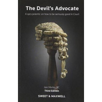 The Devil's Advocate by Iain Morley, 9780414023222