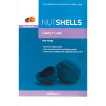 Nutshells Family Law by Tony Wragg, 9780414025714