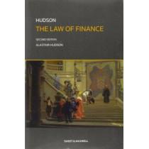 Hudson Law of Finance by Alastair Hudson, 9780414027640