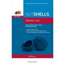 Nutshells Criminal Law by Joanne Clough, 9780414031906