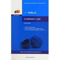 Nutshells Company Law by Francis Rose, 9780414035812