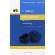 Nutshells Contract Law by Robert Duxbury, 9780414035836