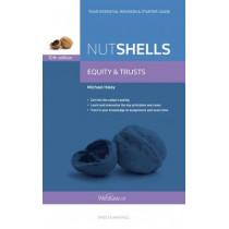 Nutshells Equity & Trusts by Michael Haley, 9780414052475