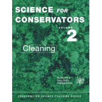 The Science For Conservators Series: Volume 2: Cleaning by Conservation Unit Museums and Galleries Commission, 9780415071659