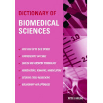 Dictionary of Biomedical Science by Peter J. Gosling, 9780415241380