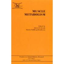 Muscle Metabolism by Juleen R. Zierath, 9780415272100