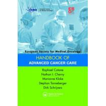 ESMO Handbook of Advanced Cancer Care by Raphael Catane, 9780415375306