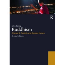 Introducing Buddhism by Charles S. Prebish, 9780415550017