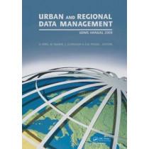 Urban and Regional Data Management: UDMS 2009 Annual by Alenka Krek, 9780415556422