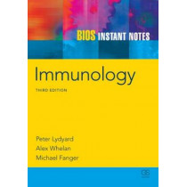 BIOS Instant Notes in Immunology by Peter Lydyard, 9780415607537