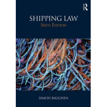 Shipping Law by Simon Baughen, 9780415712194