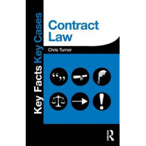 Contract Law by Chris Turner, 9780415833240