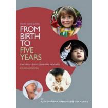 Mary Sheridan's From Birth to Five Years: Children's Developmental Progress: Children's Developmental Progress by Ajay Sharma, 9780415833547