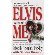 Elvis and Me by Priscilla Presley, 9780425091036