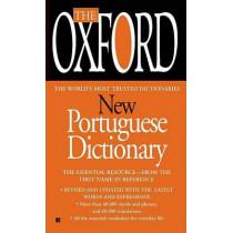 The Oxford New Portuguese Dictionary: Portuguese-English, English-Portuguese by Oxford University Press, 9780425222447