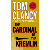 The Cardinal of the Kremlin by Tom Clancy, 9780425269398