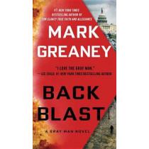 Back Blast by Mark Greaney, 9780425282847