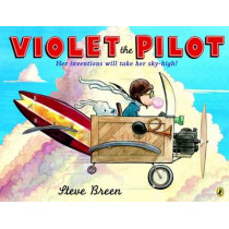 Violet the Pilot by Steve Breen, 9780425288191