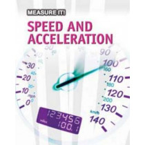 Speed and Acceleration by Barbara Somervill, 9780431085197