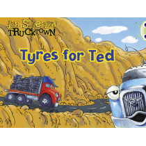 BC Lilac Trucktown: Tyres for Ted by Jon Scieszka, 9780433012566