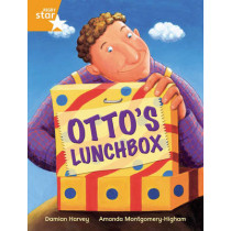 Rigby Star Independent Year 2 Fiction Otto's Lunchbox Single by Damian Harvey, 9780433034513