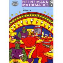 Heinemann Maths P7 Workbook (single) by Scottish Primary Maths Group SPMG, 9780435022471