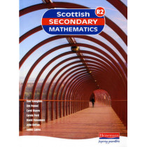 Scottish Secondary Maths Red 2 Student Book by Scottish Secondary Mathematics Group, 9780435040154