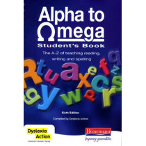 Alpha to Omega Student's Book by Beve Hornsby, 9780435125936
