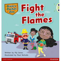 Bug Club Green A Dixie's Pocket Zoo: Brave the Waves by Pip Jones, 9780435167226