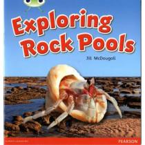 Bug Club Non-fiction Green C Exploring Rock Pools by Jill McDougall, 9780435167363