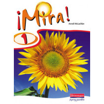 Mira 1 Pupil Book by Anneli McLachlan, 9780435387655