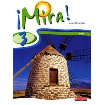Mira 3 Verde Pupil Book by Anneli McLachlan, 9780435391645
