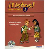 Listos 1 Framework Edition Teachers Guide by Charles Claxton, 9780435428921