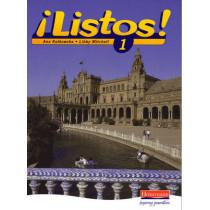 Listos  1 Pupils Book by Ana Kolkowska, 9780435429041
