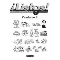 Listos! 1 Workbook A (Pack of 8), 9780435429096