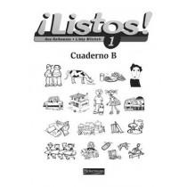 Listos! 1 Workbook B Pack of 8, 9780435429102