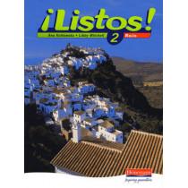 Listos!  2 Rojo Pupils Book by Ana Kolkowska, 9780435429607