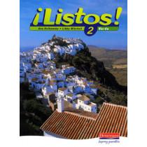 Listos!  2 Verde Pupil Book by Ana Kolkowska, 9780435429614