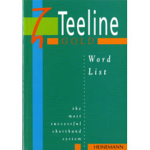 Teeline Gold Word List by Anne Tilly, 9780435453596