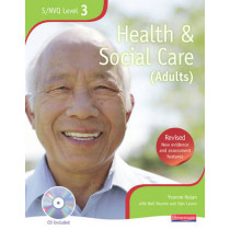 NVQ/SVQ Level 3  Health and Social Care Candidate Book, Revised Edition by Yvonne Nolan, 9780435466992