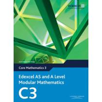 Edexcel AS and A Level Modular Mathematics Core Mathematics 3 C3 by Keith Pledger, 9780435519094